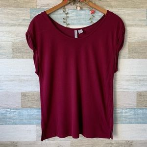 H&M Divided Top Size Small